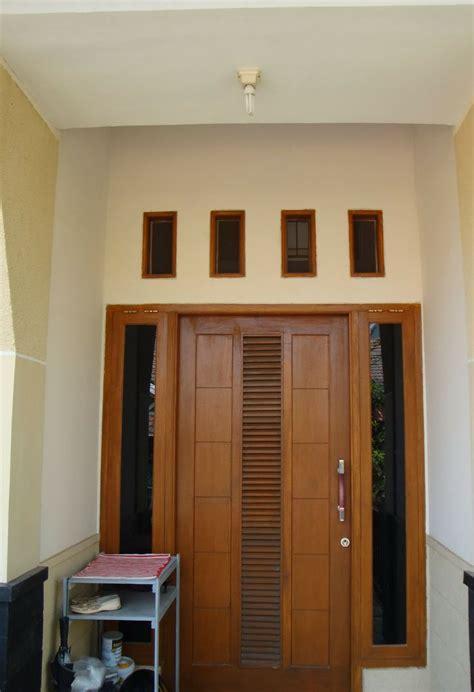 minimalist home door design desain pintu rumah minimalis