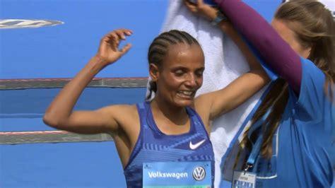 volkswagen prague marathon  highlights youtube