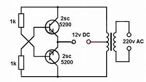 Dc To Ac Power Converter