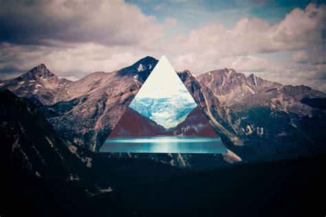 mountain triangle  prolite geometries  life