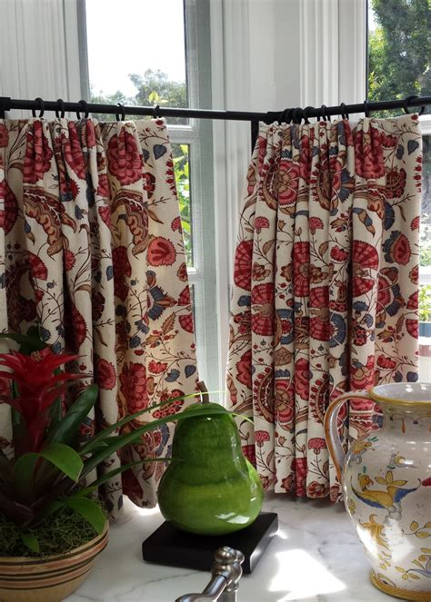 country curtains and window treatments