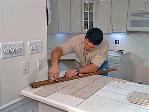 install tile laminate install tile over laminate countertop and backsplash how tos diy