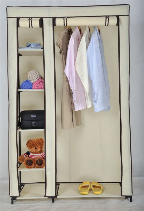 ideas organize  clothes  great portable closets