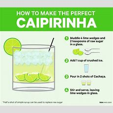 Here's How To Make The National Cocktail Of Brazil  The Caipirinha  Business Insider