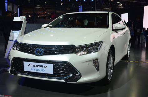 Toyota Camry Hybrid Modification by 2018 Toyota Camry Hybrid Launched At Rs 37 22 Lakh Team Bhp