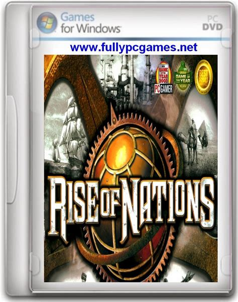 rise  nations game   full version  pc