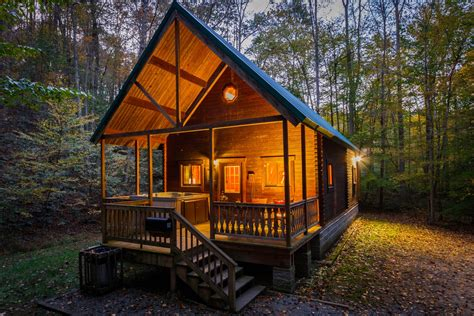 Log Cottage West Virginia Cabins Cottages Cing Ace Adventure