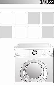 Zanussi Washer Zwg 5140 User Guide