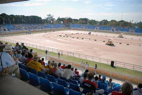 Equestrian venues