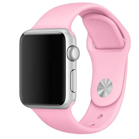 custom drapes apple 42mm sport band pink pdair 10