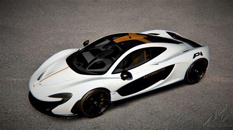Assetto Corsa Mclaren P1 Sport Pack 1.1