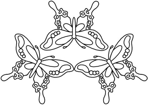 free butterfly coloring pages butterfly coloring pages 360coloringpages