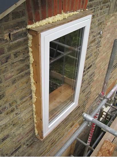 Window Windows Box Building Fitting Plywood Lining