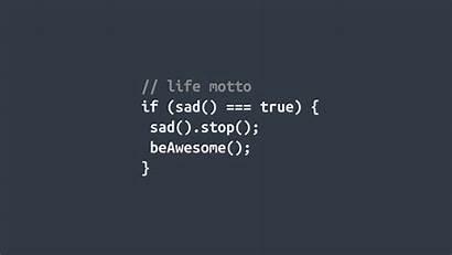 Code Minimalism Wallpapers Programming Computer 4k Backgrounds
