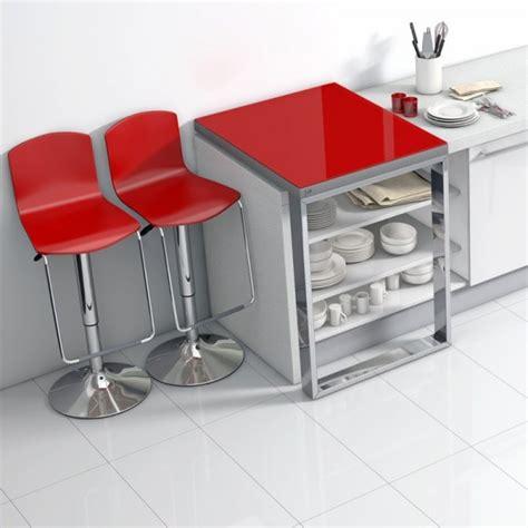 plan de travail rabattable cuisine formidable of table modulable table et chaises