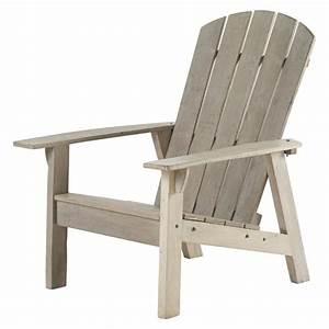 Fauteuil Jardin Bois : fauteuil de jardin bois recycl adirondack 2 coloris hanjel palettes pinterest recherche ~ Teatrodelosmanantiales.com Idées de Décoration