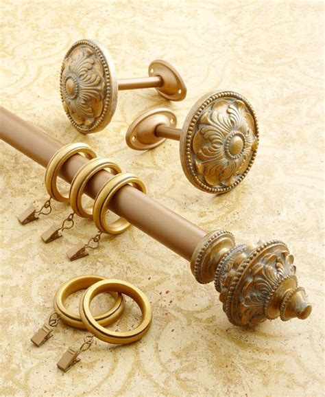 macys decorative curtain rods 1000 images about curtain ideas blinds etc 1 on