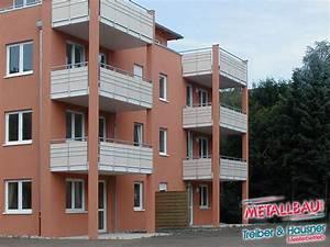 metallbau treiber hausner balkongelander edelstahl With französischer balkon mit gartenzaun kunststoff polen
