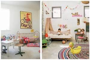 Lit Enfant Vintage : shopping une ambiance vintage dans une chambre d 39 enfant l 39 astrolabe ~ Teatrodelosmanantiales.com Idées de Décoration