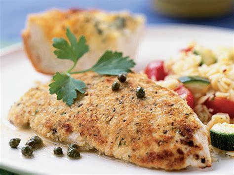 chicken scallopini recipe myrecipes