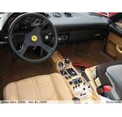 Ferrari 308 GTS Interior  BenLevycom