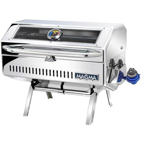 Magma Boat Grill by Magma Newport 2 Infrared Gourmet Series Gas Grill West
