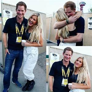 WAIT, ARE PRINCE HARRY AND ELLIE GOULDING A THING