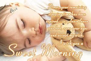 Sweet Messages ... Sweet Mrng Quotes