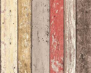 As, Creation, New, England, Rustic, Painted, Wood, Texture, Feature, Wallpaper, 895127