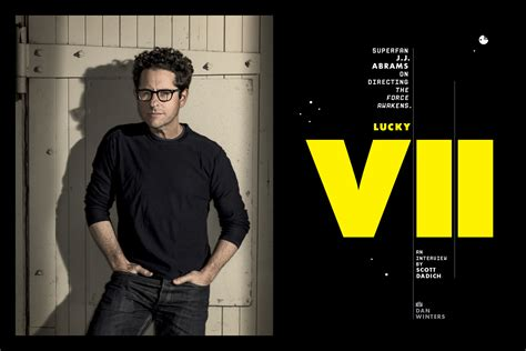 Jj Abrams, Star Wars Superfan, On Directing The Force