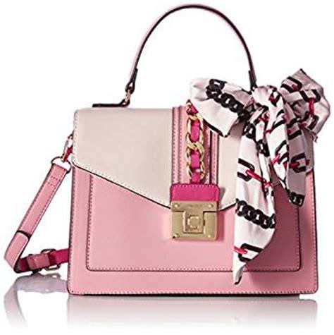 aldo scilva top handle handbag light pink handbags