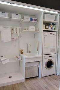 ideas, para, lavaderos, peque, u00f1os