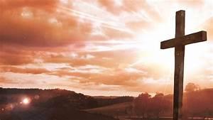 Easter Cross - Worship Background Loop