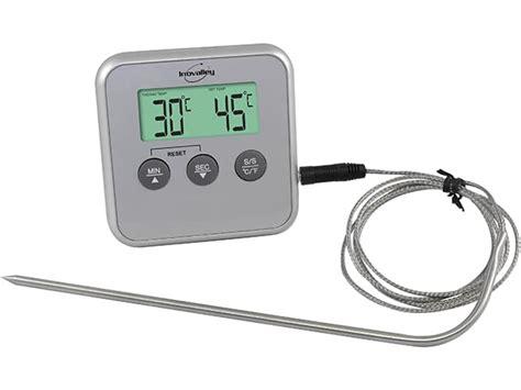 thermometre cuisine sonde thermometre cuisson four table de cuisine