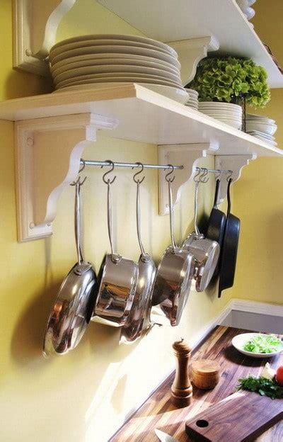 kitchen pots  pans storage solutions removeandreplacecom