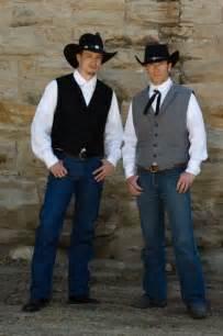 Men's Western Wedding Vest