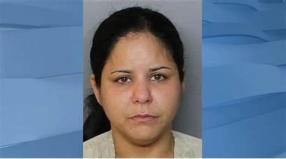 Woman Charlotte Scene Arrested Crime County Patricia