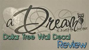 Wall decal inspiring dollar tree wall decals foil for Inspiring dollar tree wall decals