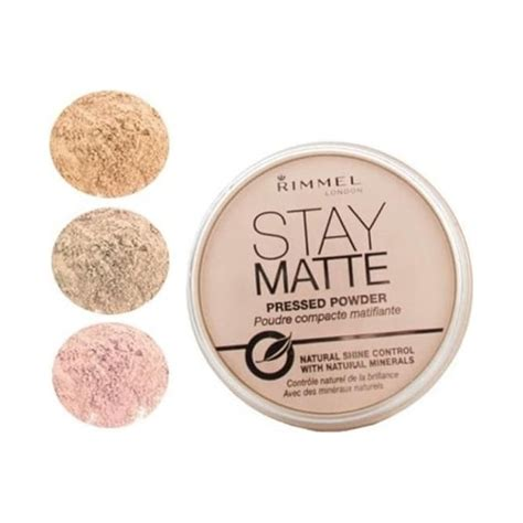Rimmel Stay Matte rimmel stay matte lasting pressed powder
