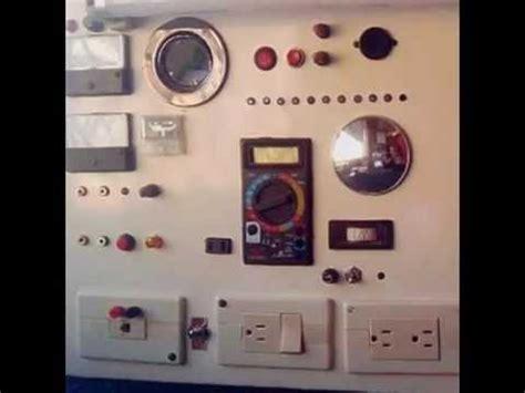 tablero de pruebas para servicio en electrodom 233 sticos