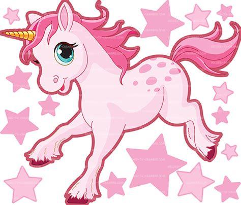 chambre de princesse stickers bb licorne pour chambre de fille vente stickers fe pour la dco d 39 enfants