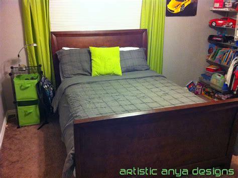 artistic anya designs retro gamer boys bedroom