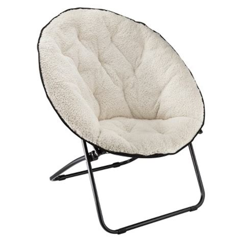 Target Sherpa Saucer Chair by Target Expect More Pay Less