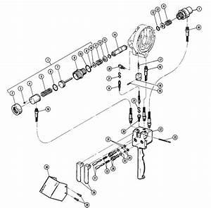 Control Cylinder  U0026 Pendant Throttle Parts