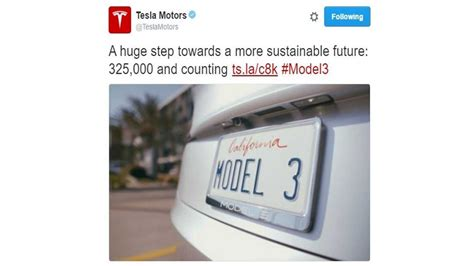 25+ How Many Reservations Tesla 3 Gif