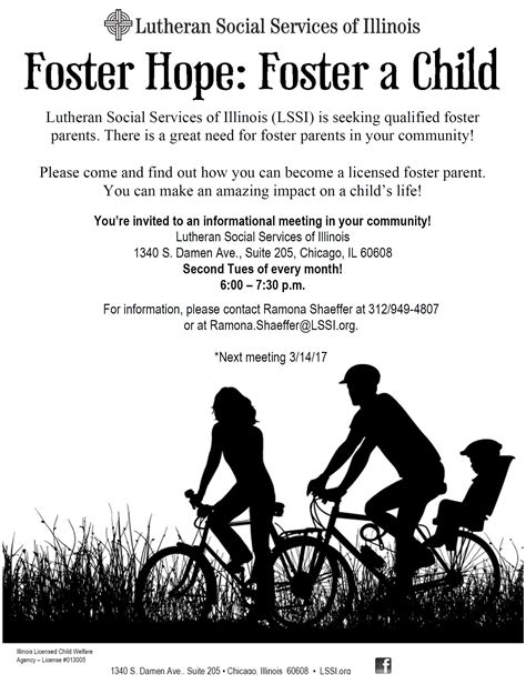 fostering a child foster hope foster a child alderman jason c ervin