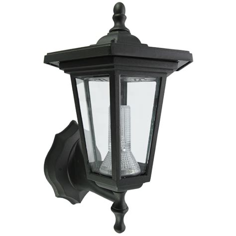 wl07 solar coach lantern wall light