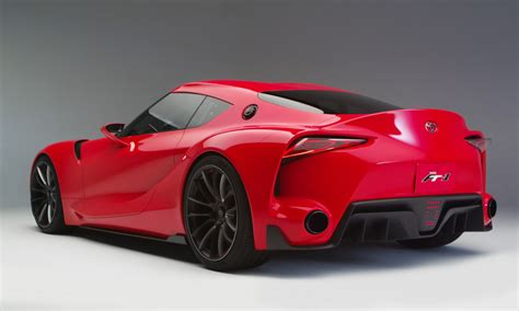 Toyota Ft-1 Concept Heralds A More Exciting Future (and