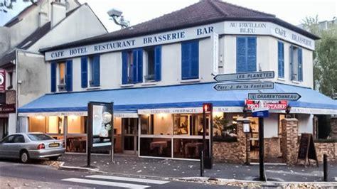 le pavillon bleu restaurant 1 avenue joffre 94700 maisons alfort adresse horaire
