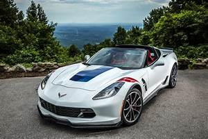 Image: 2017 Chevrolet Corvette Grand Sport, white, size ...